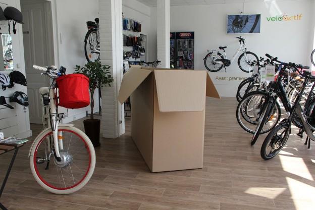 Acheter un vélo sur internet