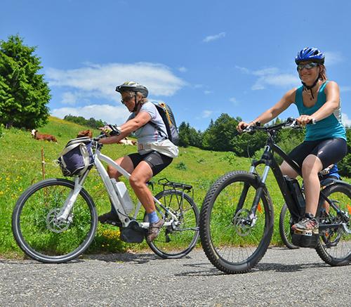 Le vélo électrique est bon pour la santé