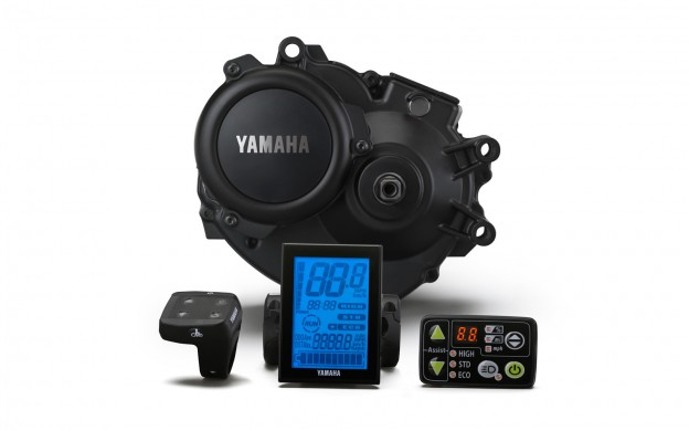 Le moteur Yamaha-PW |Testé sur différents types de vélo électrique par Véloactif
