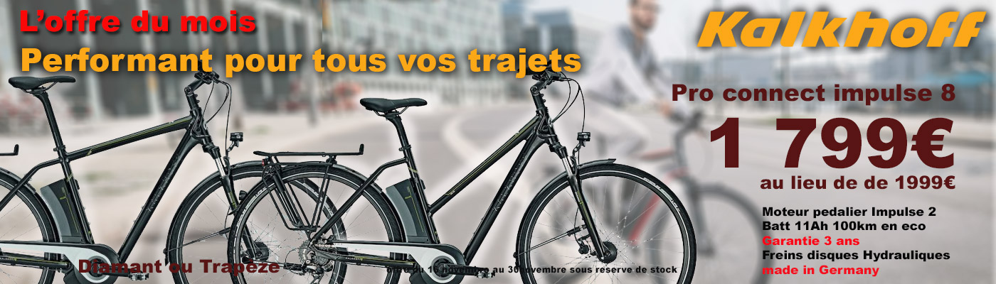 Offre Impossible Veloactif