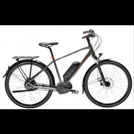 Vélo électrique eT01 NuVinci 2017 PEUGEOT | Veloactif