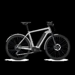 Vélo électrique Integrale LTD Silver 2017 KALKHOFF | Veloactif