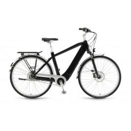 Vélo électrique Manto M8disc Homme 2017 WINORA | Veloactif