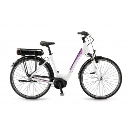 Vélo électrique Y170.F Monotube 2017 WINORA | Veloactif