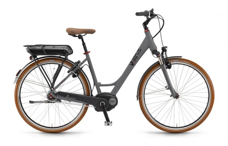 Vélo électrique BC50 Monotube 2016 SINUS | Veloactif