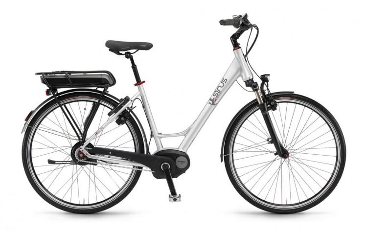 Vélo électrique BC70 NuVinci N330 500Wh 2016 SINUS | Veloactif