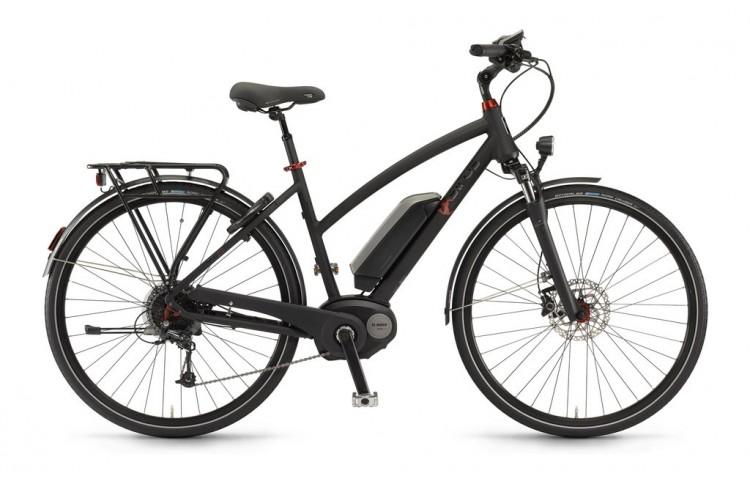 Vélo électrique BT20 Trapèze 2016 SINUS | Veloactif