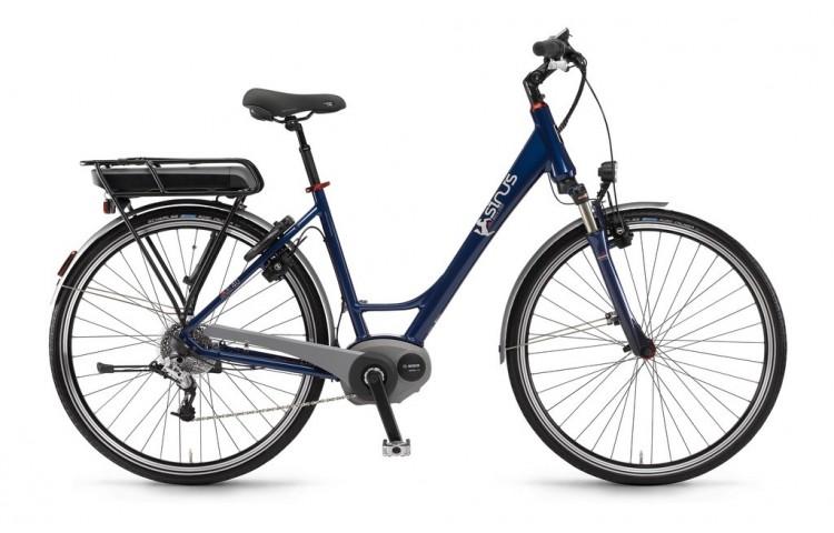 Vélo électrique BT40 Dual Drive 500Wh SINUS   Veloactif