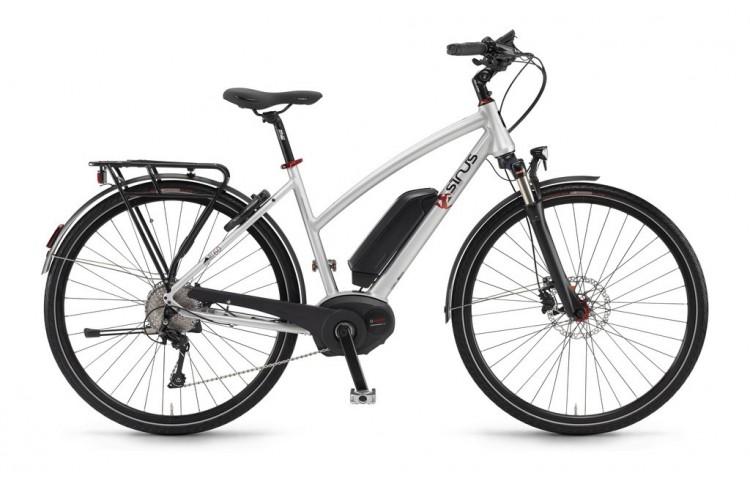 Vélo électrique BT60 Trapèze 2016 SINUS | Veloactif