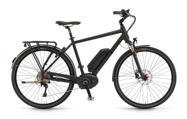 Vélo électrique BT80 Homme 2016 SINUS | Veloactif