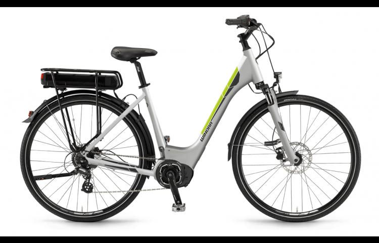 Vélo électrique Y280.X Monotube 2017 WINORA | Veloactif