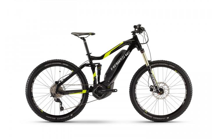 Vélo électrique SDURO All Mountain 5.0 2017 HAIBIKE   Veloactif
