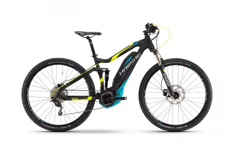 Vélo électrique SDURO FullNine 5.0 2017 HAIBIKE   Veloactif