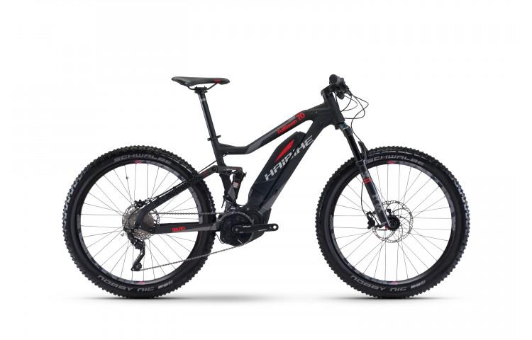 Vélo électrique SDURO FullSeven 7.0 2017 HAIBIKE   Veloactif