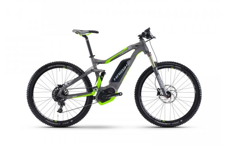 Vélo électrique XDURO FullSeven 5.0 2017 HAIBIKE | Veloactif