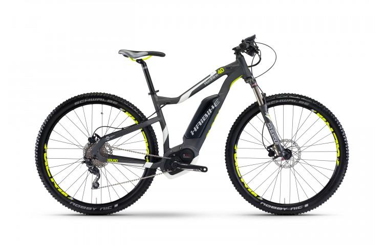 Vélo électrique XDURO HardNine 4.0 2017 HAIBIKE | Veloactif