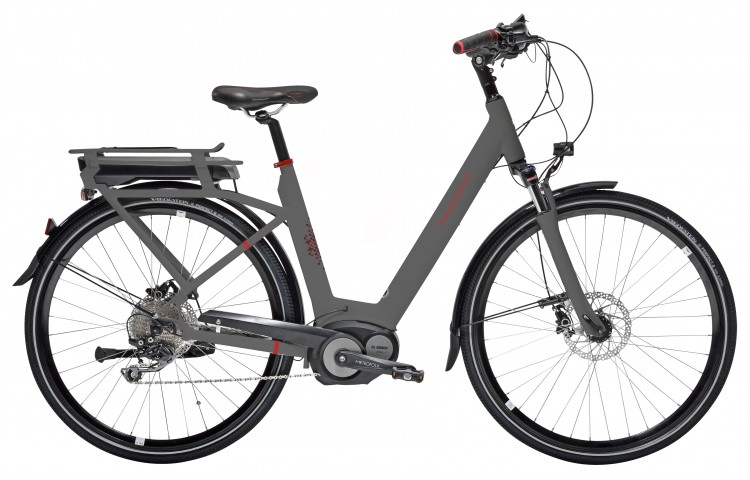 Vélo électrique eC01 Deore 10 2017 PEUGEOT   Veloactif