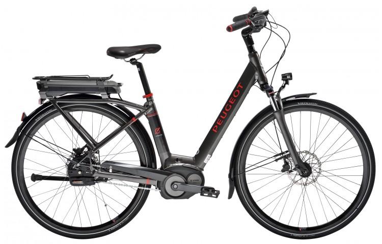 Vélo électrique eC01 Automatique 2017 PEUGEOT | Veloactif