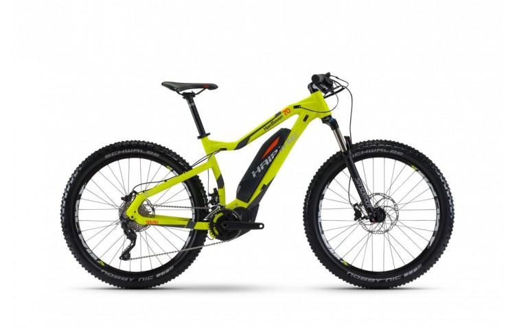 Vélo électrique SDURO HardSeven 7.0 2017 HAIBIKE   Veloactif