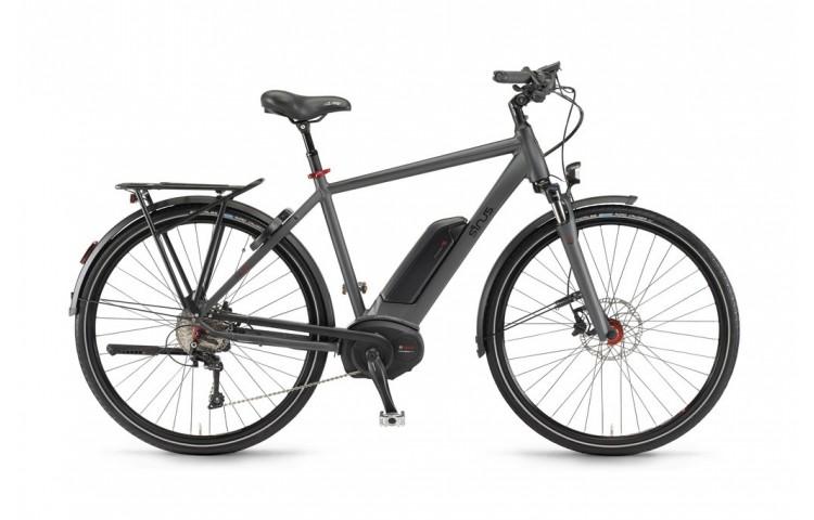 Vélo électrique Tria 10 2017 SINUS | Veloactif