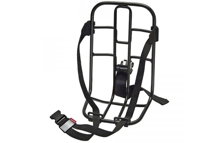 Support multifonction sur vélo électrique Vario Rack KLICKFIX   Veloactif