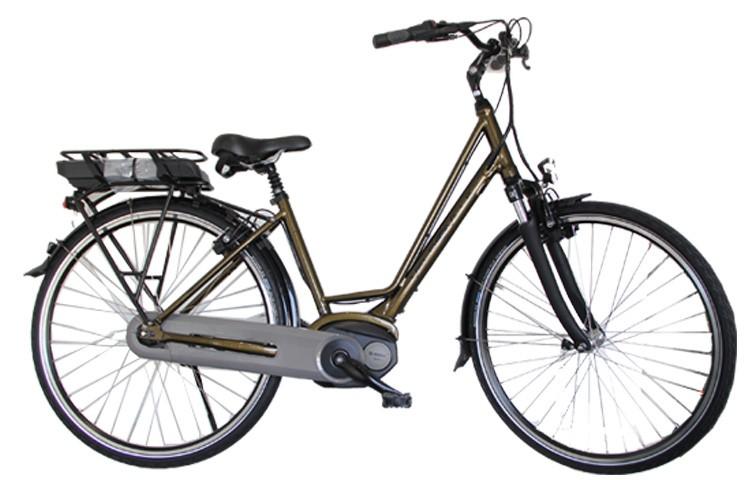 Vélo électrique Série Limitée Bosch Confort Elegance VELO DE VILLE | Veloactif