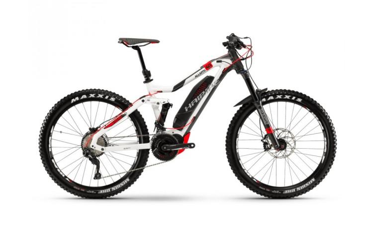 Vélo électrique XDURO All Mountain 6.0 2018 HAIBIKE | Veloactif