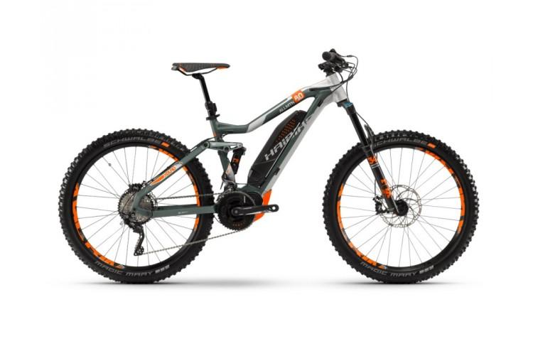 Vélo électrique XDURO All Mountain 8.0 2018 HAIBIKE   Veloactif
