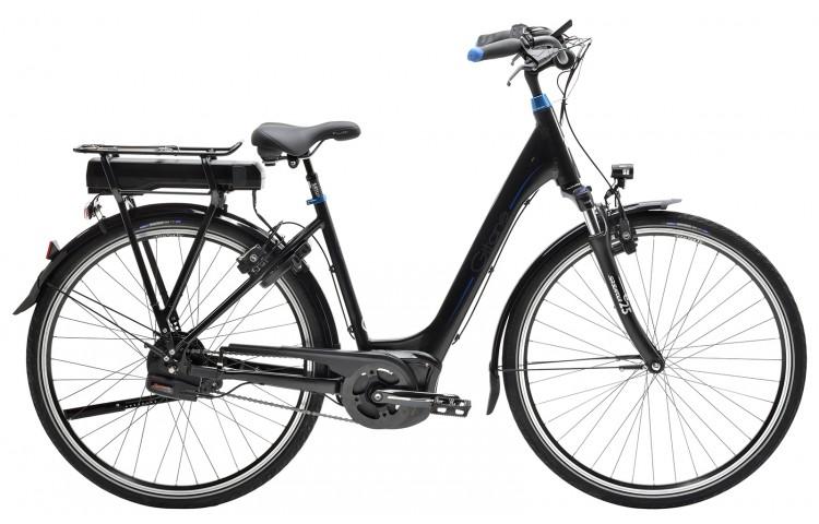 Vélo électrique e-Salsa Yamaha NuVinci Harmony 2018 GITANE   Veloactif