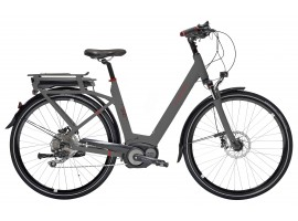 Vélo électrique eC01 Deore 10 2017 PEUGEOT | Veloactif