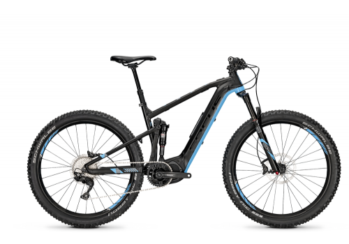 Vélo électrique Jam² Plus 11G 2017 FOCUS | Veloactif