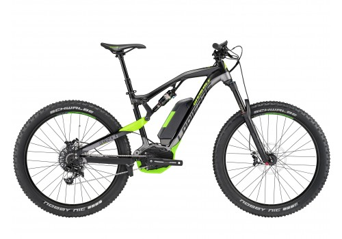 Vélo électrique Overvolt AM 500+ 2017 LAPIERRE | Veloactif