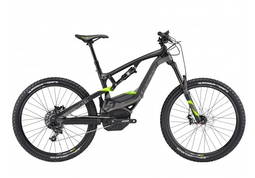 Vélo électrique Overvolt AM 700 Carbone 2017 LAPIERRE | Veloactif