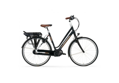 Vélo hollandais électrique Ultimate C8 HMB 2017 GAZELLE | Veloactif