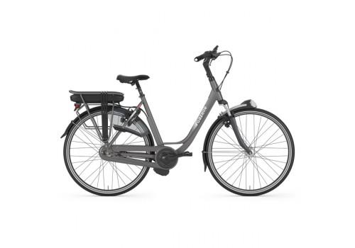 Vélo hollandais électrique Orange C8 HMI 2017 GAZELLE | Veloactif