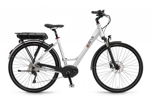 Vélo électrique BT60 Monotube 2016 SINUS | Veloactif