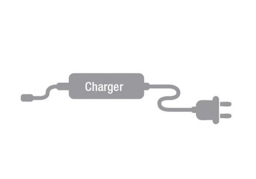 Chargeur pour vélo électrique Organ de GITANE (36V, 2 broches) | Veloactif