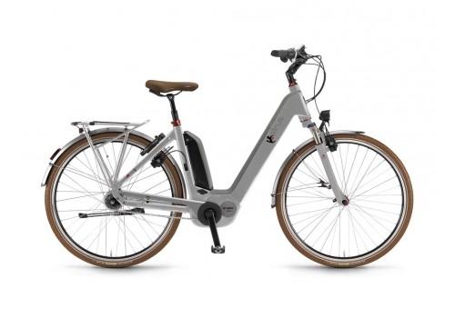 Vélo électrique Ena8 Monotube 2017 SINUS | Veloactif