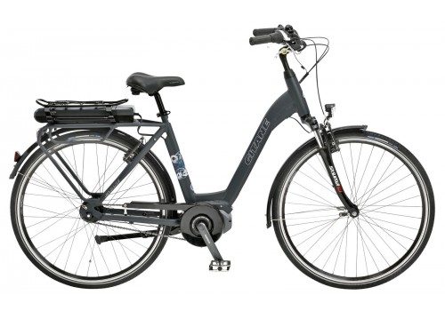 Vélo électrique Icon Nexus 7 2016 GITANE | Veloactif