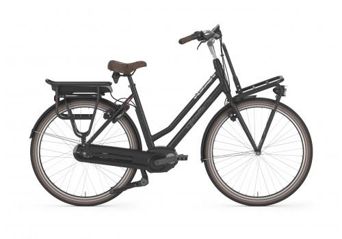 Vélo hollandais électrique Miss Grace C7 HMB 2018 GAZELLE | Veloactif