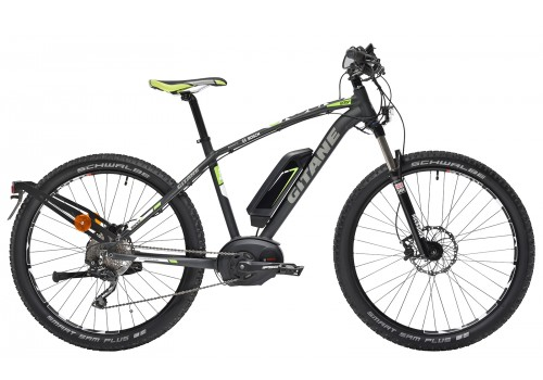 Vélo électrique E-Rocks S 2018 GITANE | Veloactif