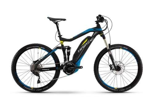 "Vélo électrique SDURO All Mountain RC 27.5"" 2016 HAIBIKE | Veloactif"