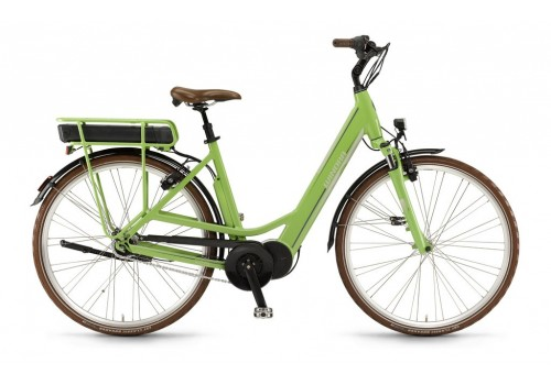 Vélo électrique X275.F Monotube 2016 WINORA | Veloactif