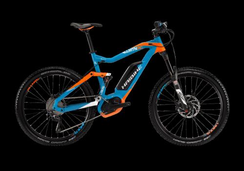 "Vélo électrique XDURO All Mountain RC 27.5"" 2016 HAIBIKE | Veloactif"