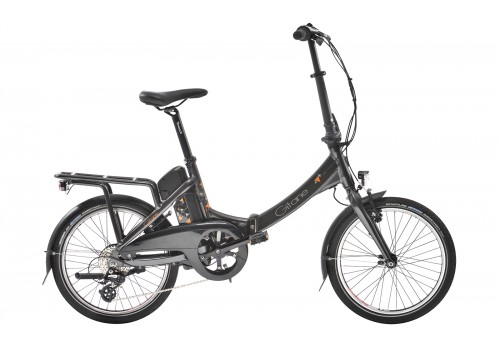 Vélo électrique E-Nomad 2018 GITANE | Veloactif