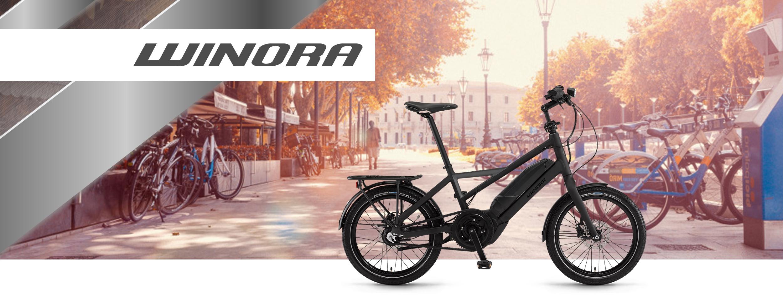 vélo électrique winora