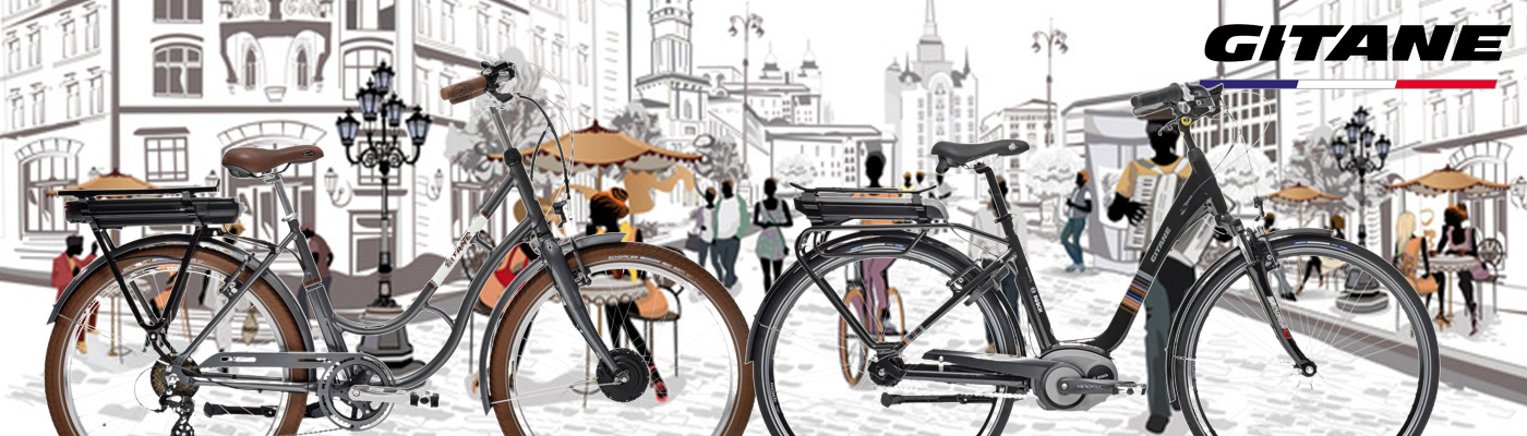 Vélo électrique Gitane