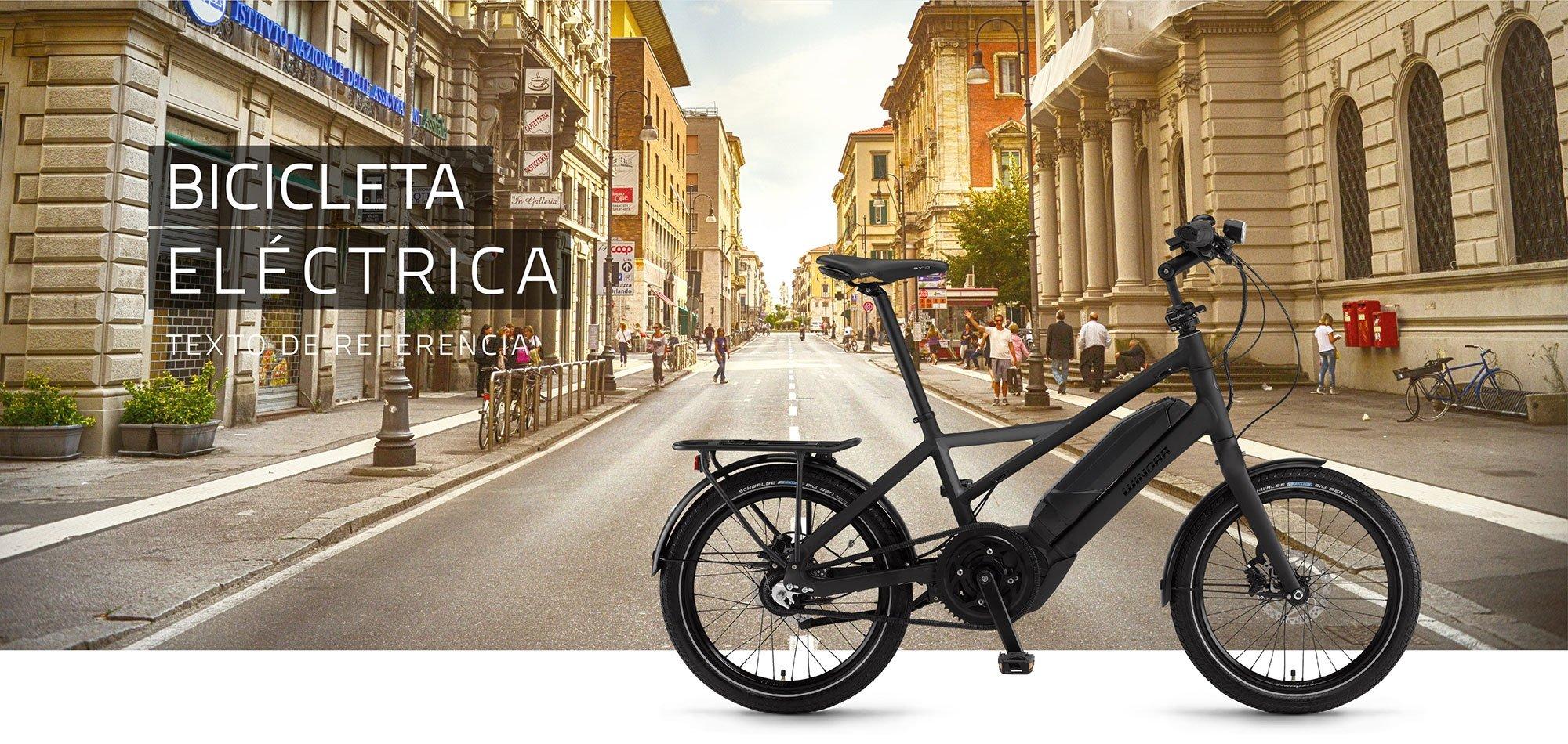 Vélo électrique pliants et compacts