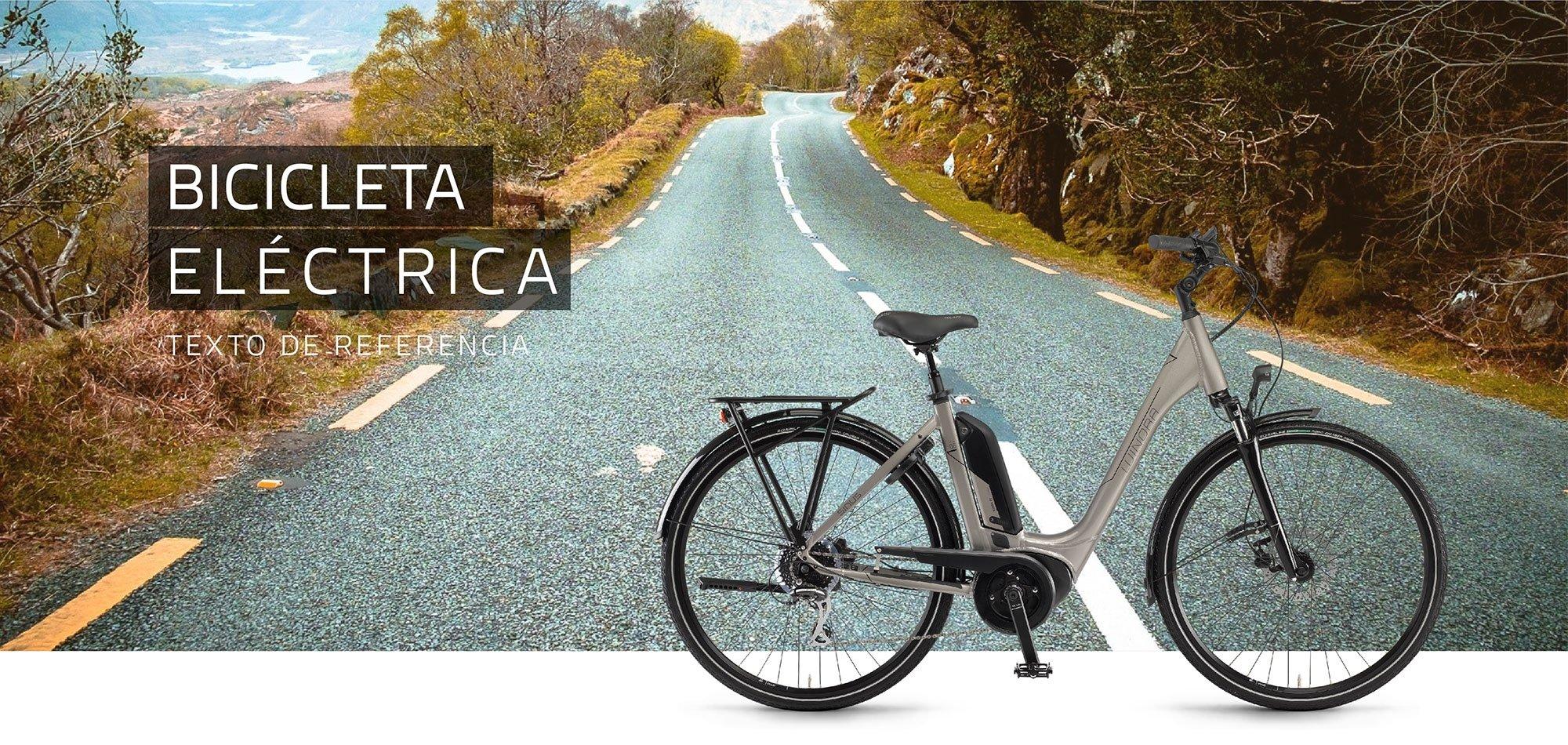 vélo électrique polyvalent
